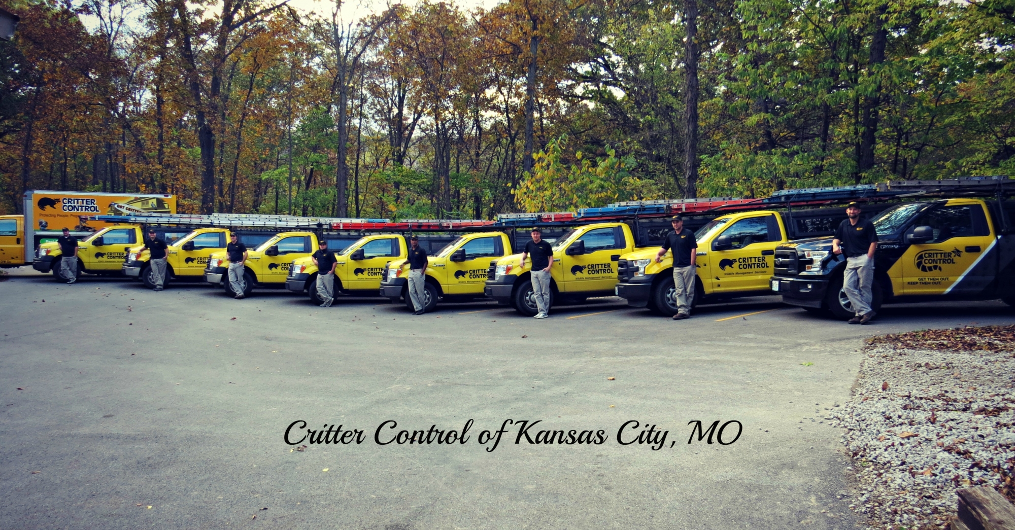 Critter Control Kansas City Professional Wildlife Control Technicians