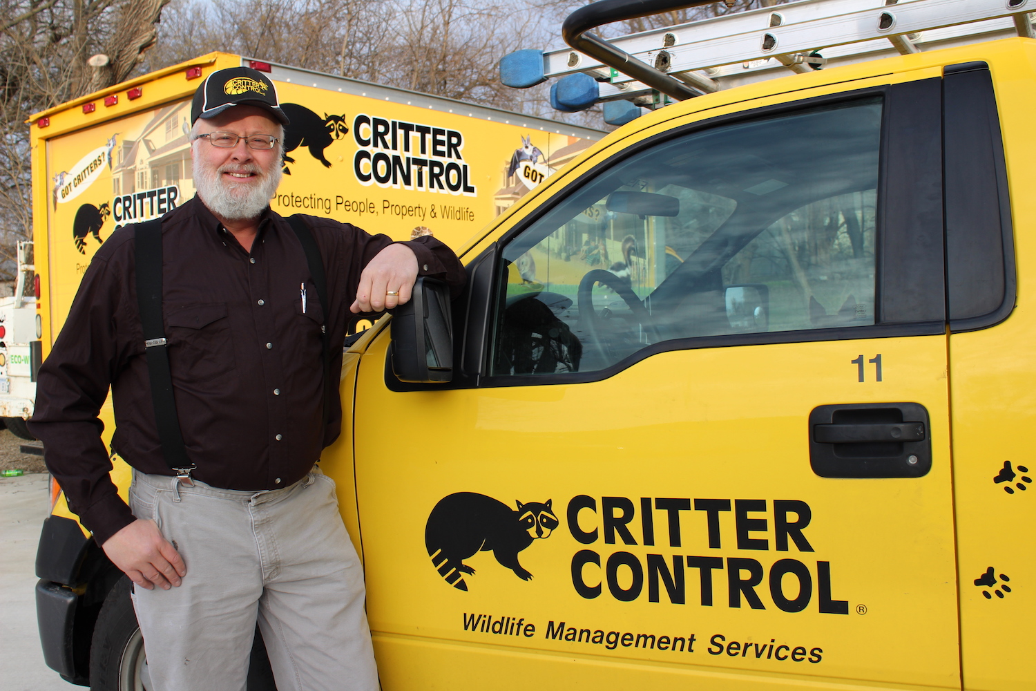 Tom Brungardt - Critter Control Owner